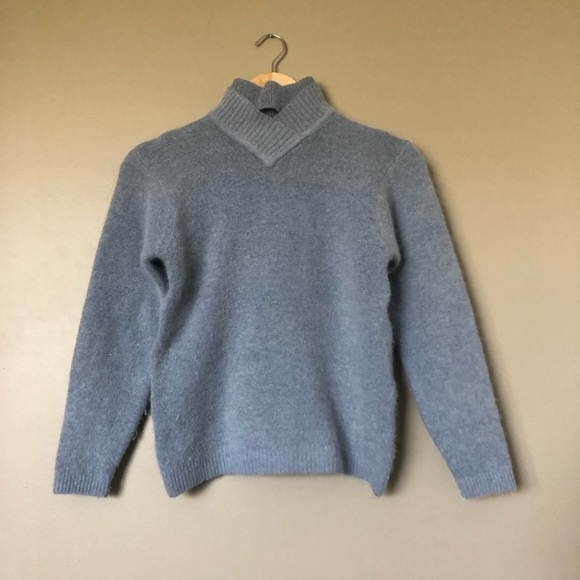 Sweaters - Gorgeous Blue Gray Sweater Set